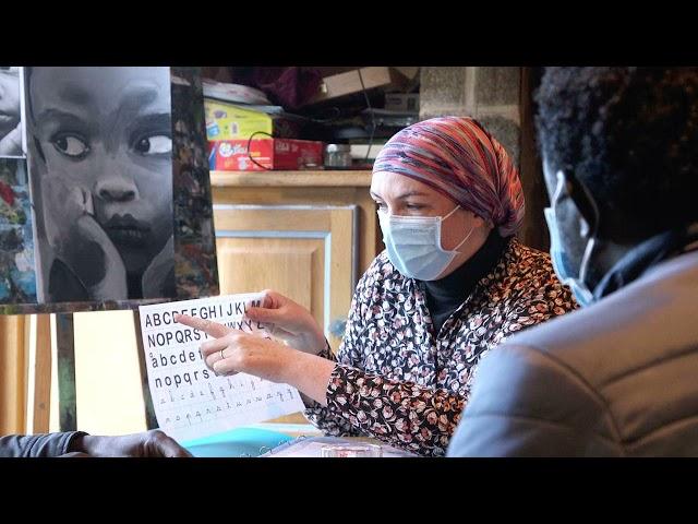 L'accueil des jeunes exilés à l'école Alternative des Monts d'Arrée [Décembre 2020]
