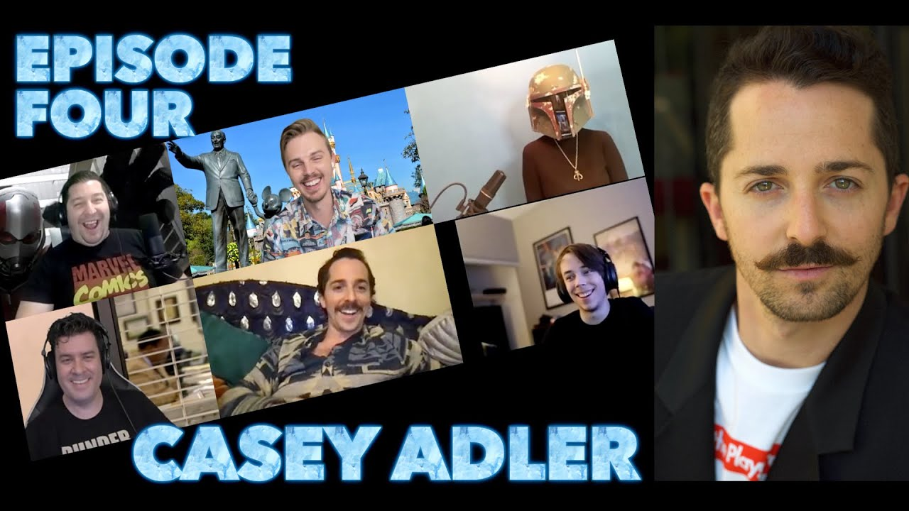 EP 4: Casey Adler, Star of Bunheads and The Big Bris