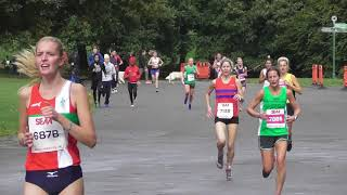 Senior Women South of England Road Relay Championships 23092018