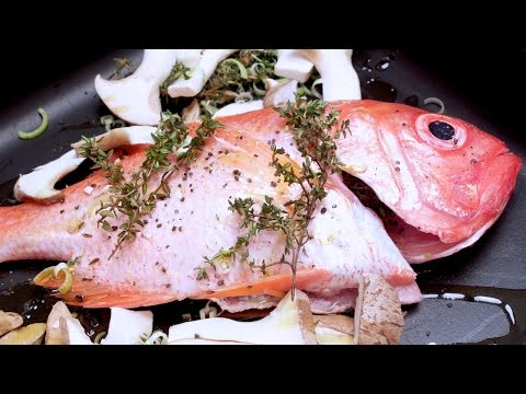Fisch im Backofen zubereiten leicht gemacht mit dieser Chefkoch Anleitung von Thomas Sixt