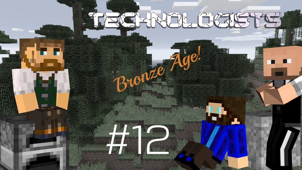 The Technologists Episode 12 (Minecraft)