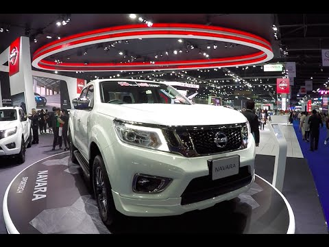New Pickup Nissan Navara 2016, 2017 Turbo Sportech