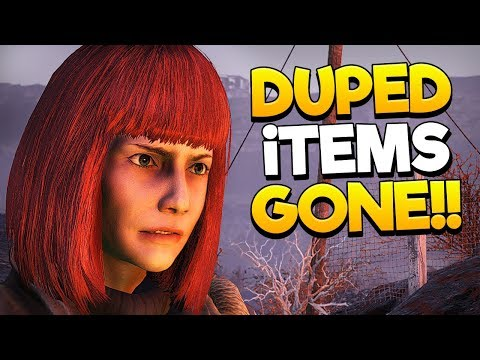 Bethesda Unveils SOLUTION TO DUPERS & DUPED ITEMS! - Fallout 76 News thumbnail
