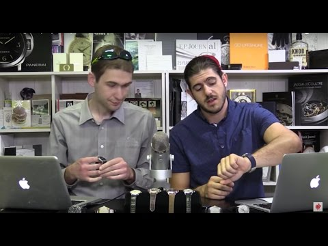 Tudor Watch vs Tudor Watch - New vs Vintage and Your Questions Answered - Tim and Josh