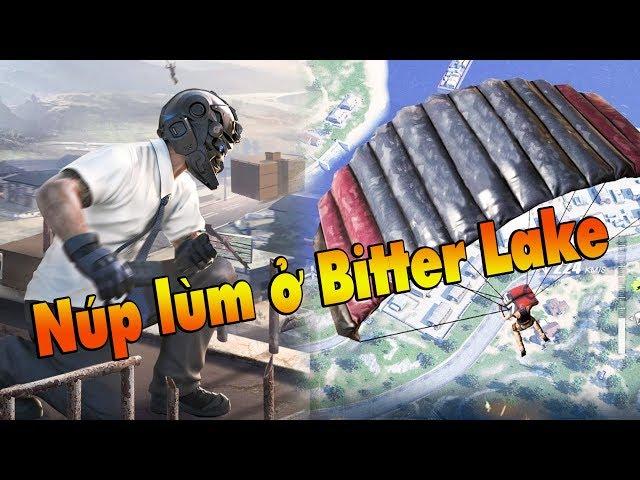 ROS Mobile : Xuống Bitter Lake núp và cái kết ngu người - Quang Brave