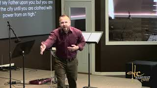 Holy Spirit is God | Shawn Benson | Harvest Church