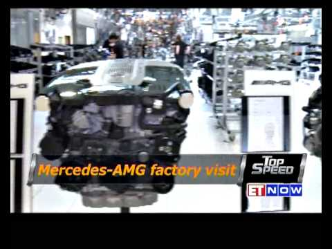 Top Speed - Going in Style - Mercedes-AMG factory visit exclusive