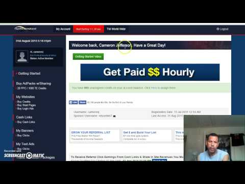 Traffic Monsoon Review and Update Making 3k a month No Scam!
