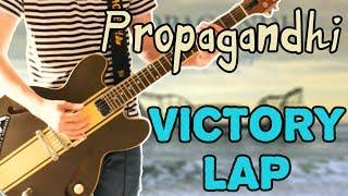 Propagandhi - Victory Lap Guitar Cover 1080P