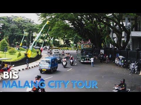 Bis Keliling Kota - MALANG CITY TOUR