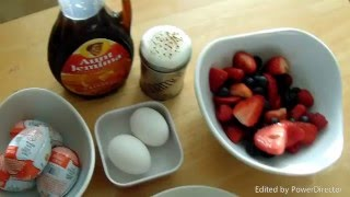 SELF CARE - COOKING: KINDER CHOCOLATE STUFFED FRENCH TOAST