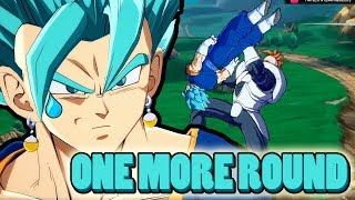BONUS ROUND GONE WRONG! | Dragonball FighterZ Ranked Matches