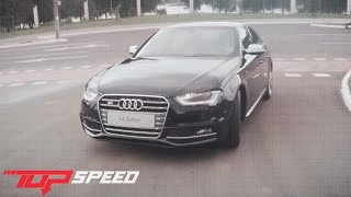 Avaliação Audi S4 | Canal Top Speed