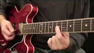 Part 2: How To Play a Funk / Blues Rhythm Guitar Like Steve Cropper / Stax Style