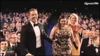 Derek hough, julianne & tessandra accept their emmy for outstanding choreography (full speech)
