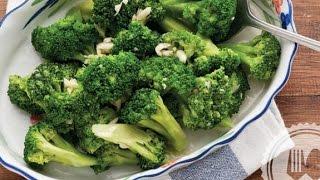 Resep Cah Brokoli