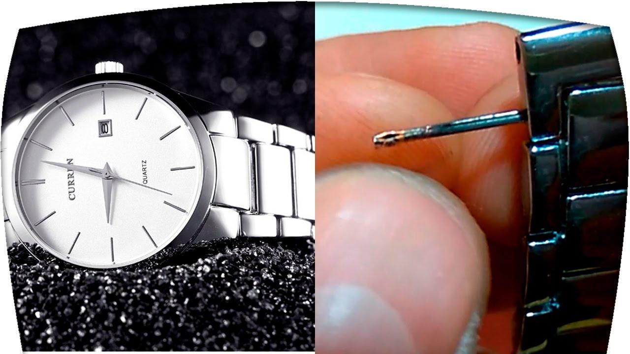 Как укоротить железные наручные часы куплю корпус на часы штурманские