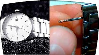 видео Как укоротить браслет часов?