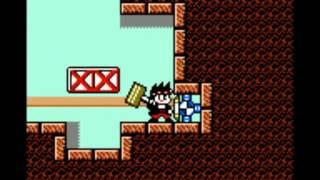 Let's Briefly Play Daiku no Gensan - Kachikachi no Tonkachi ga Kachi - Hammerin' Puzzles