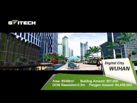 Digital City - Wuhan