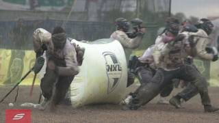 Edmonton Impact vs Moscow Red Legion - Pro Paintball Finals Match - 2016 NXL World Cup