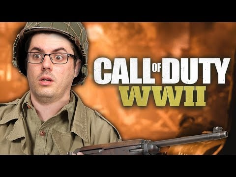 SMOSH GAMES GOES TO WAR - CALL OF DUTY WW2
