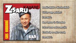 ☺ Sas József - Zsarukabaré (teljes album)