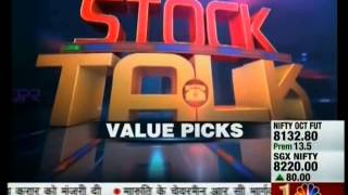 CNBC Awaaz Stock Talk, 05 Oct 2015 - Mr. Mayuresh Joshi