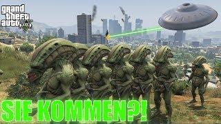 GTA 5 Online : ALIEN Update? Sie kommen?! So stelle ich es mir vor!