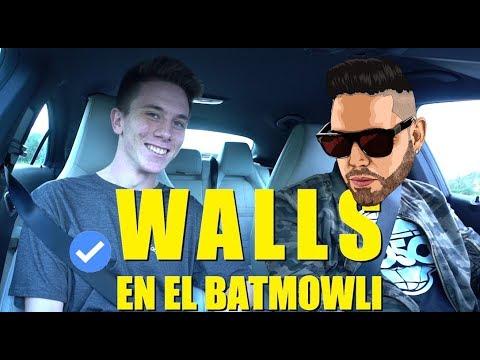 """WALLS en el #BatMowli """"Cuando yo nací INVERT tenía mi edad"""" """"Me gustaría enfrentarme contra Aczino"""""""