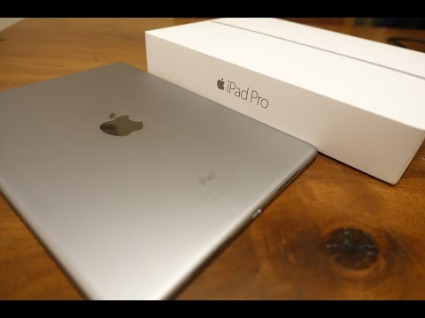 Apple : MLMV2J/A iPad Pro 9.7-inch Wi-Fi 128GB Space Gray