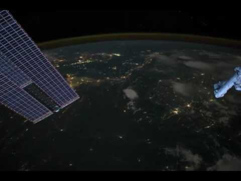 From Space - ISS Myanmar to Malaysia