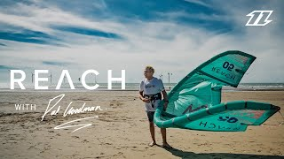 Chief kite designer, pat goodman explains why the design of reach makes it ultimate desert island kite. he goes into detail about how boosts,...