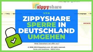 Zippyshare Sperre Umgehen in JDownloader | 403 Forbidden Deutschland | Tutorial