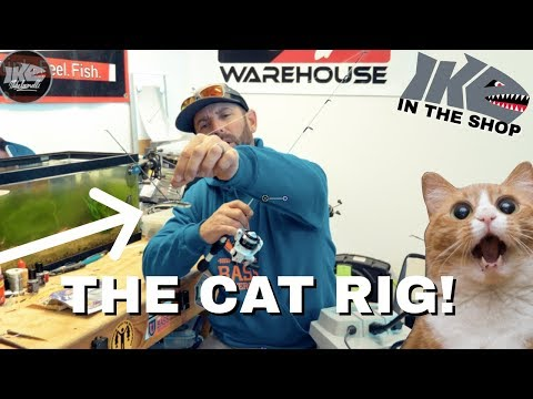 THE CAT RIG! SUPER SIMPLE WEEDLESS MODIFICATION!