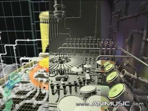 Animusic - Pipe Dream 2 - Bonus Feature