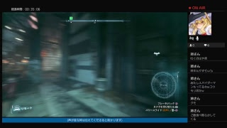 BATMAN ARKHAM KNIGHT gameplay (Japanese)