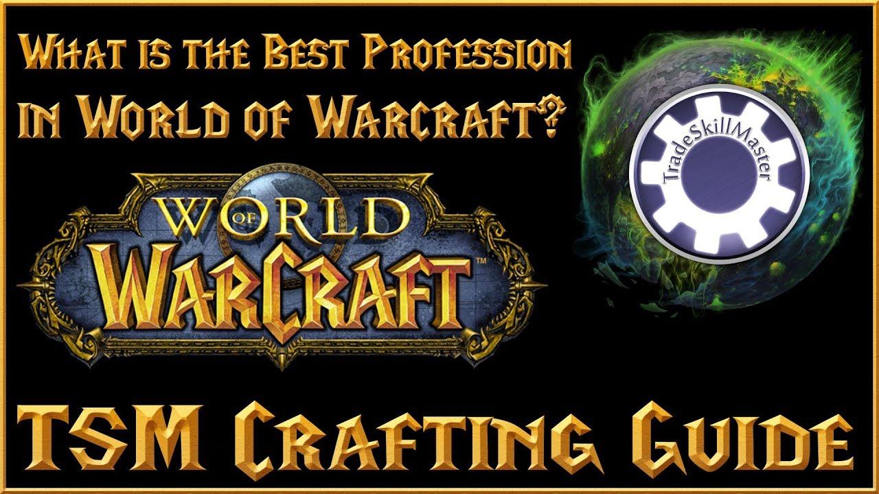 Best Crafting For Legion