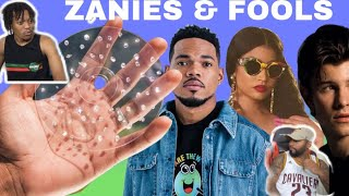 NICKI PREGNANT 🤰 😱😱CHANCE THE RAPPER FT NICKI MINAJ-Zanies and Fools | FVO Reaction