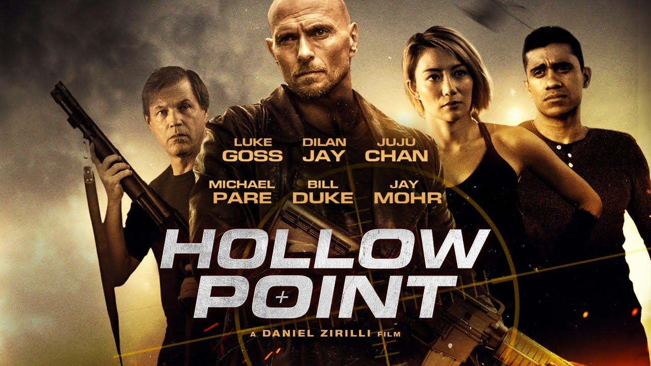 Download Hollow Point (2021) Full Movie   Luke Goss   Juju Chan   Action Thriller