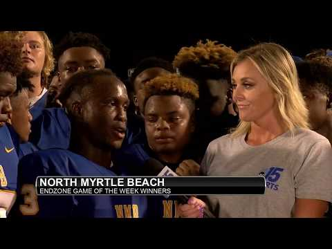 GAME OF THE WEEK: CONWAY VS NORTH MYRTLE BEACH