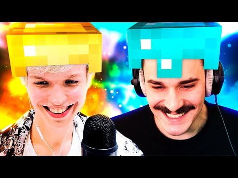 Lp. Реальный Майнкрафт #1 Юлик и Лололошка встретились, привет!