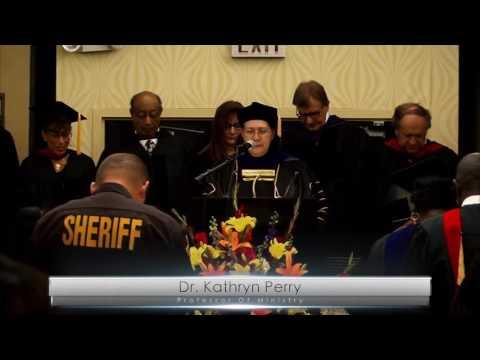 2016 Graduation Video, Newburgh Theological Seminary/ College