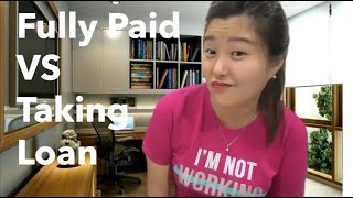 Fully Paid VS Taking Loan