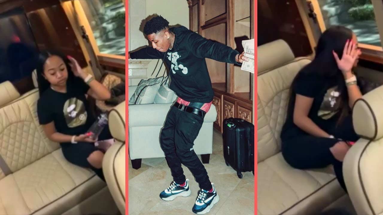 NBA YoungBoy Back With His Girlfriend