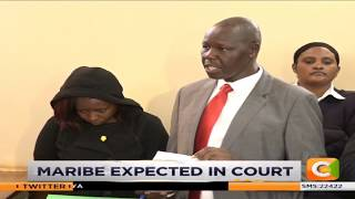 Monica Kimani death probe: Jaque Maribe to be detained for 10 days a Gigiri Police Station #Daybreak