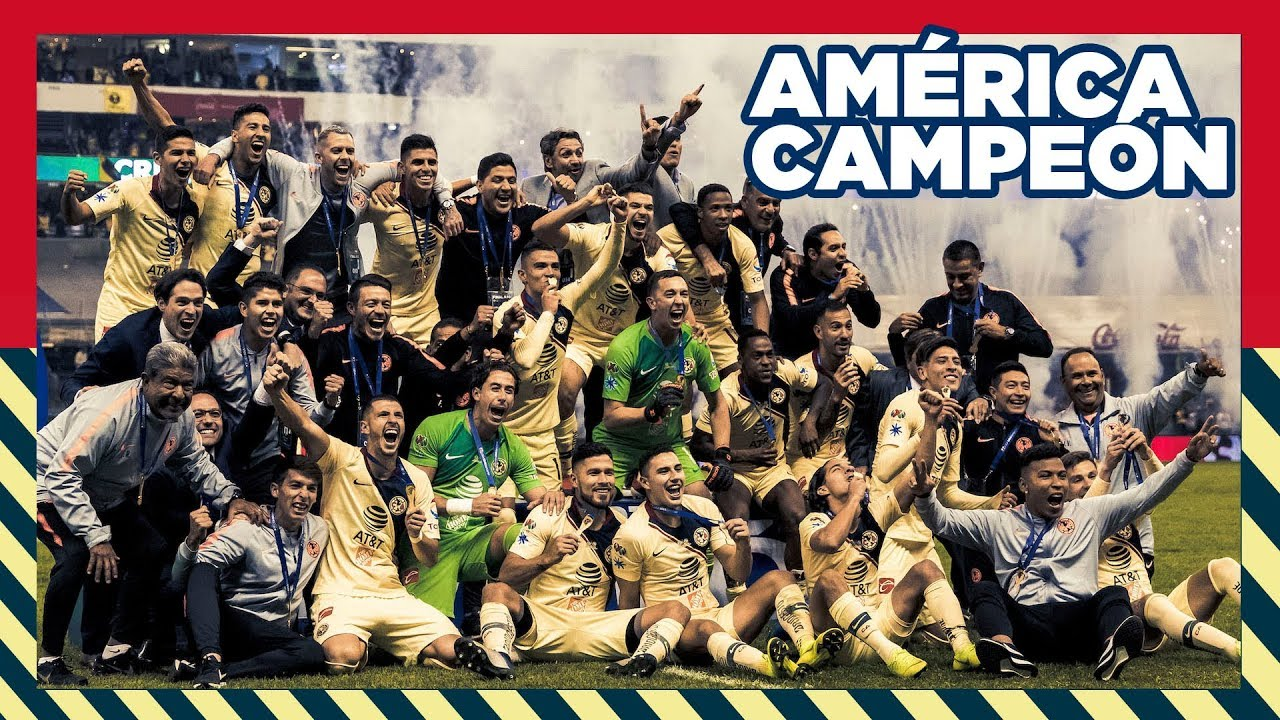 Club América Campeones Apertura 2018 Youtube