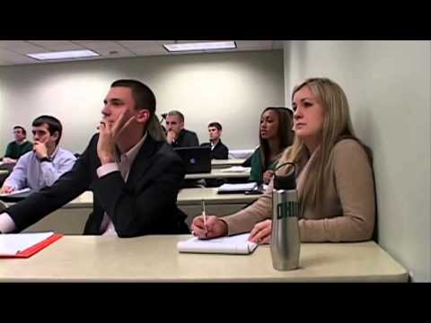 Ohio University's College of Business: Personalized Learning