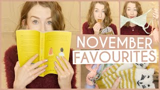 November Favourites 2014 • FashionRocksMySocks Thumbnail