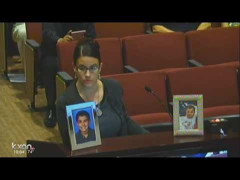 Woman whose son was killed by racing crash goes before Cedar Park City Council